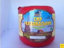Сыр Любимовский «Голландский» цилиндр